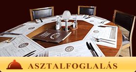 Asztalfoglalás